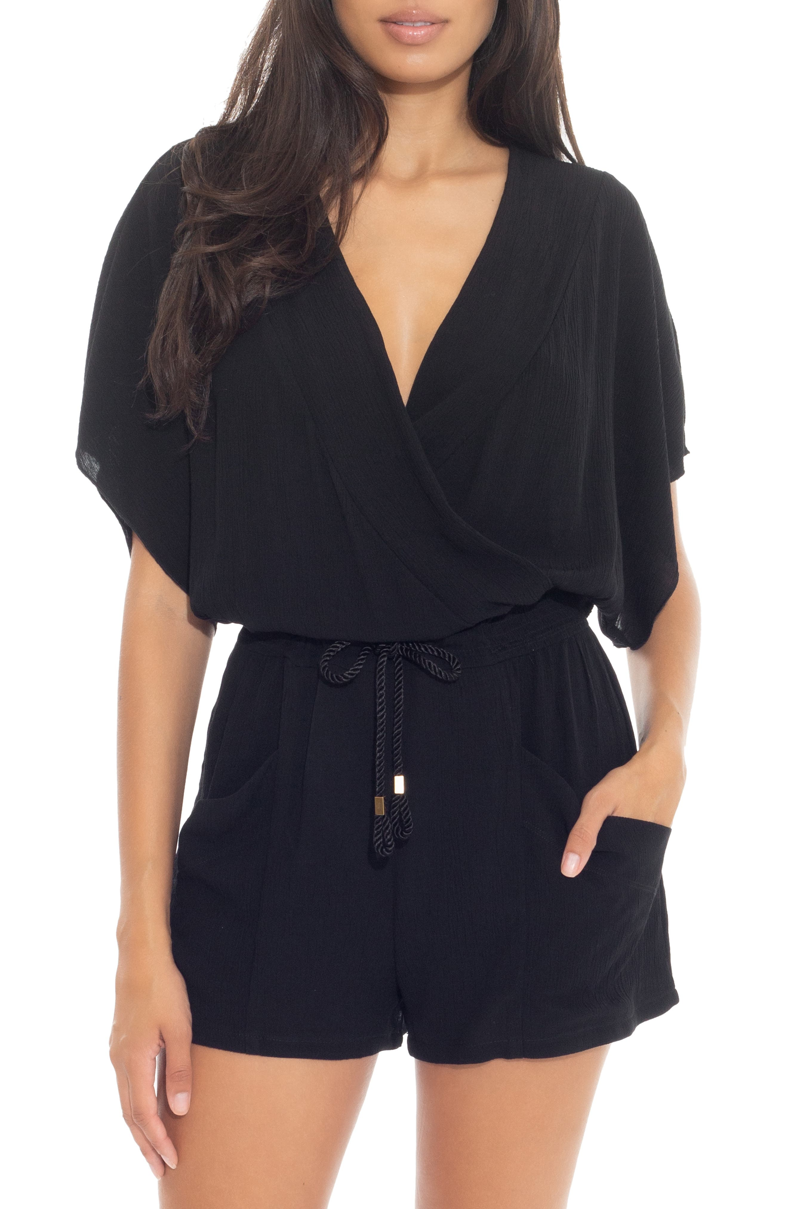 With A Twist Romper