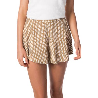 Rip Curl Paradise Cove Shorts, Yellow