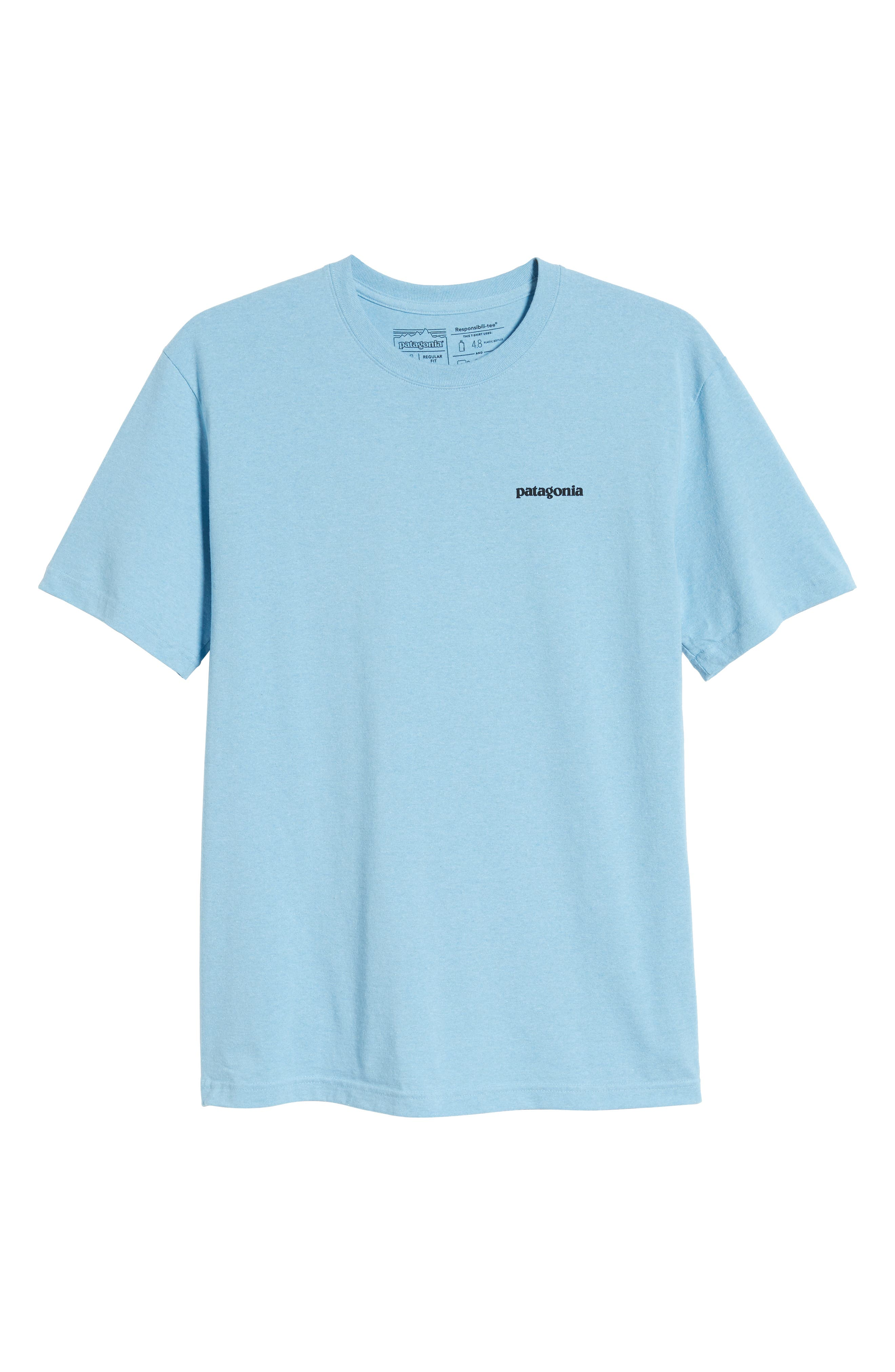 ,                             Fitz Roy Tarpon Responsibili-Tee T-Shirt,                             Alternate thumbnail 6, color,                             BREAK UP BLUE