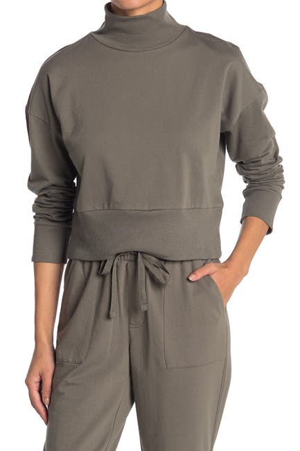 Image of Threads 4 Thought Mitsy Crop Pullover Sweatshirt