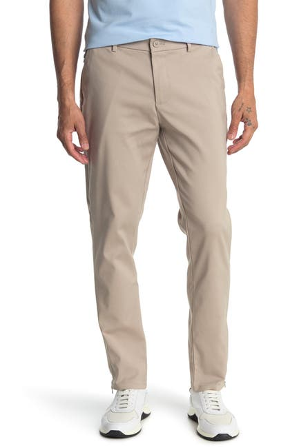Image of Calvin Klein Move Tech Chino Pants