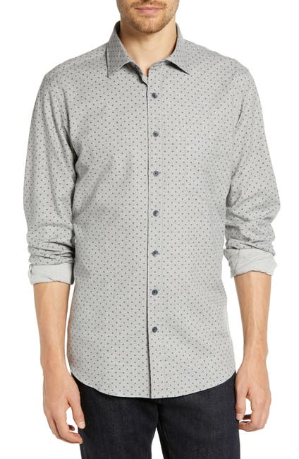 Image of RODD AND GUNN Lachlan Ridge Sport Shirt