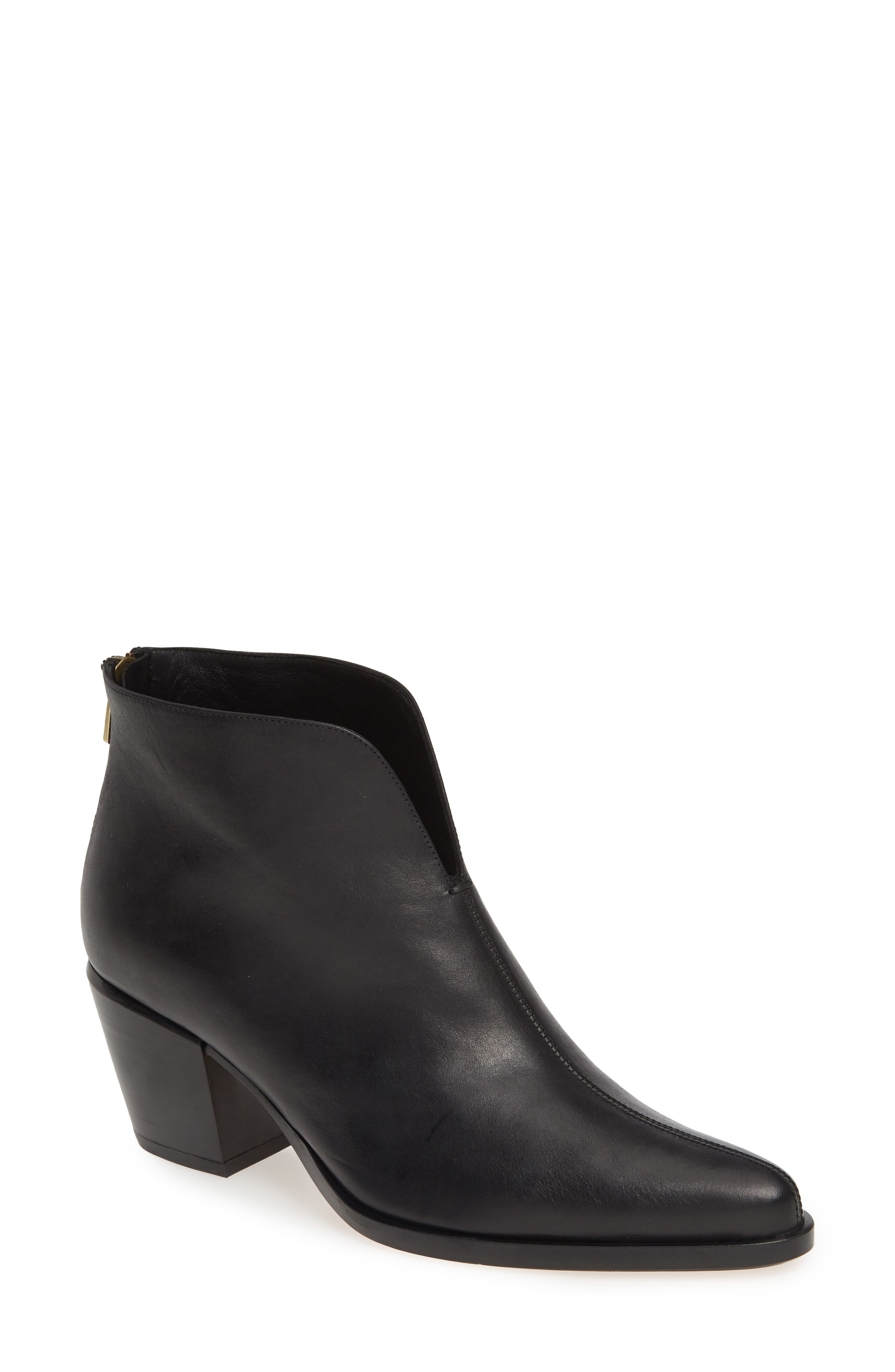 Vince Havana Notch Bootie (Women)