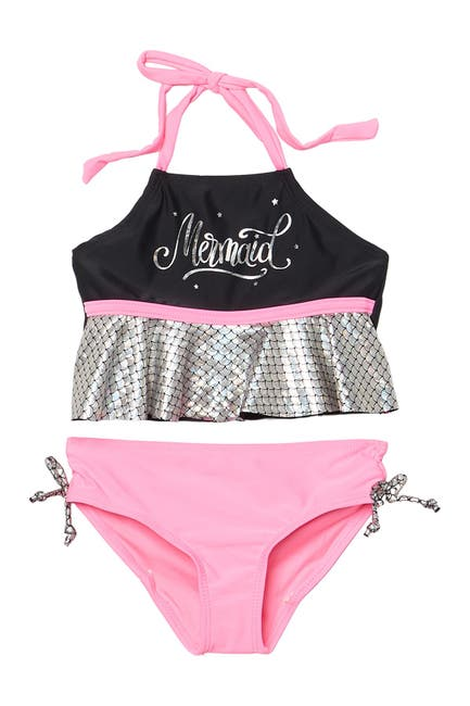 Image of Limited Too Mermaid Bikini 2-Piece Set