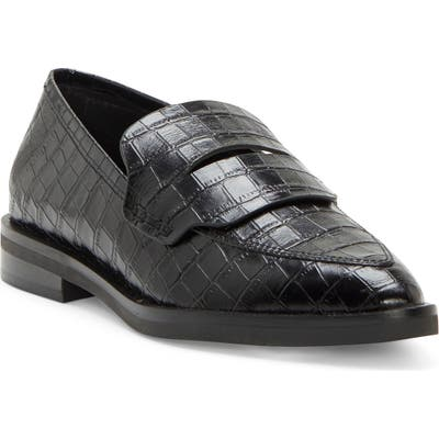 Rebecca Minkoff Pacey Penny Loafer, Black