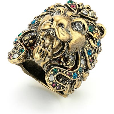 Gucci Lion Ring
