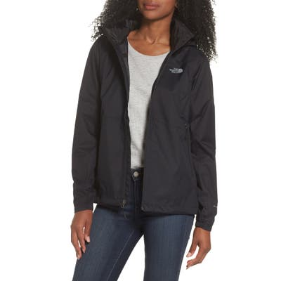 The North Face Resolve Plus Waterproof Jacket, Black