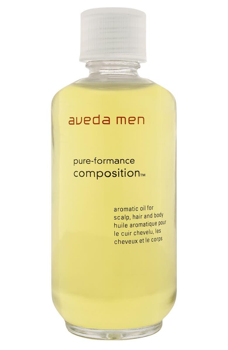 AVEDA Men pure-formance<sup>™</sup> composition<sup>™</sup> Essential Oil, Main, color, NO COLOR