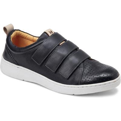 Sandro Moscolini Mert Strap Sneaker, Black
