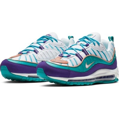 Nike Air Max 98 Sneaker, Purple