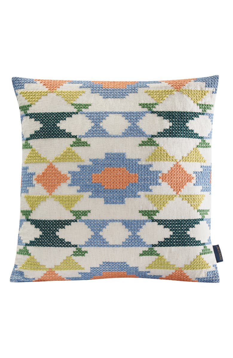 Pendleton Arvada Cross Stitch Accent Pillow