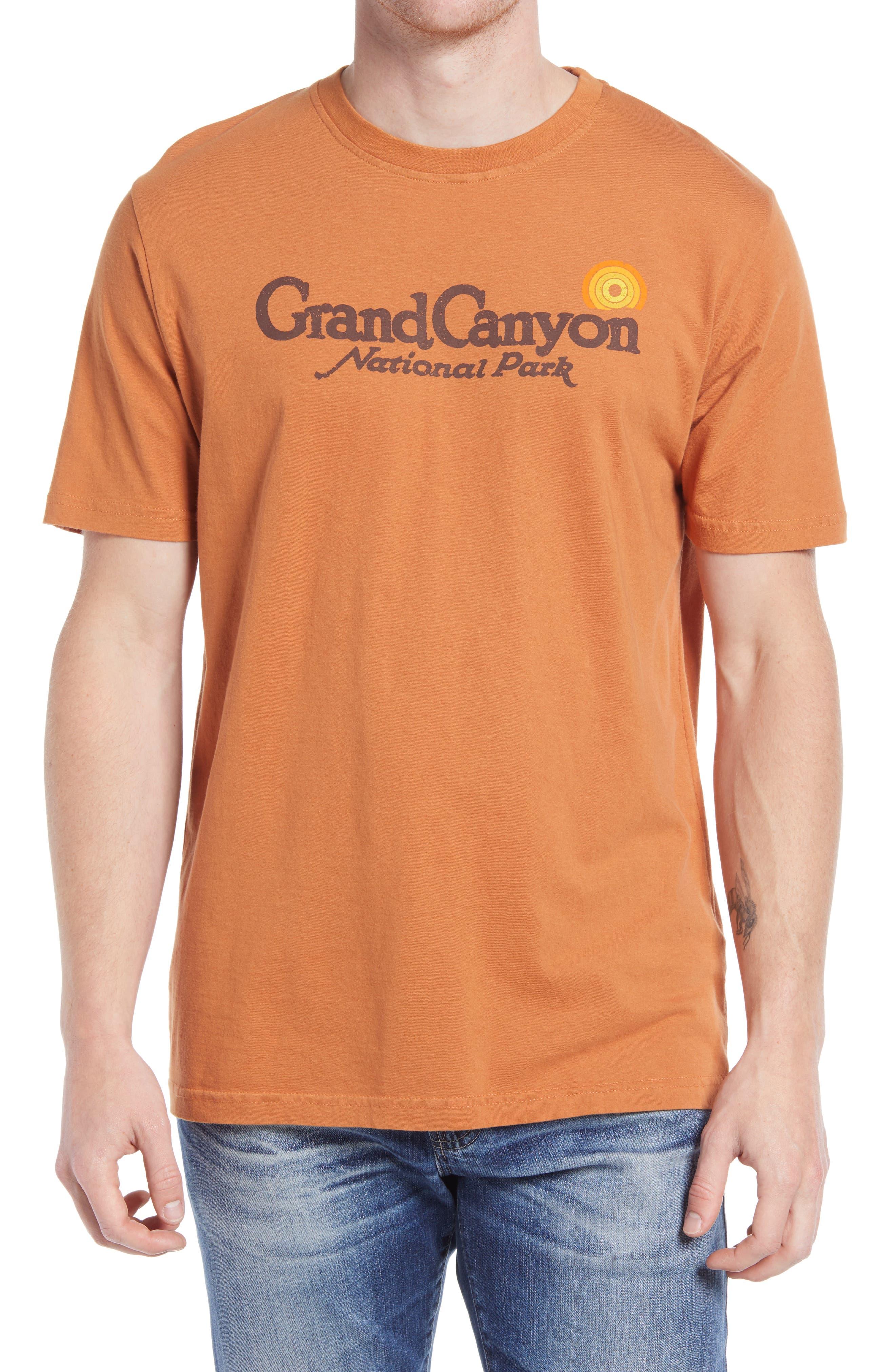 Men's Brass Tacks Grand Canyongraphic Tee