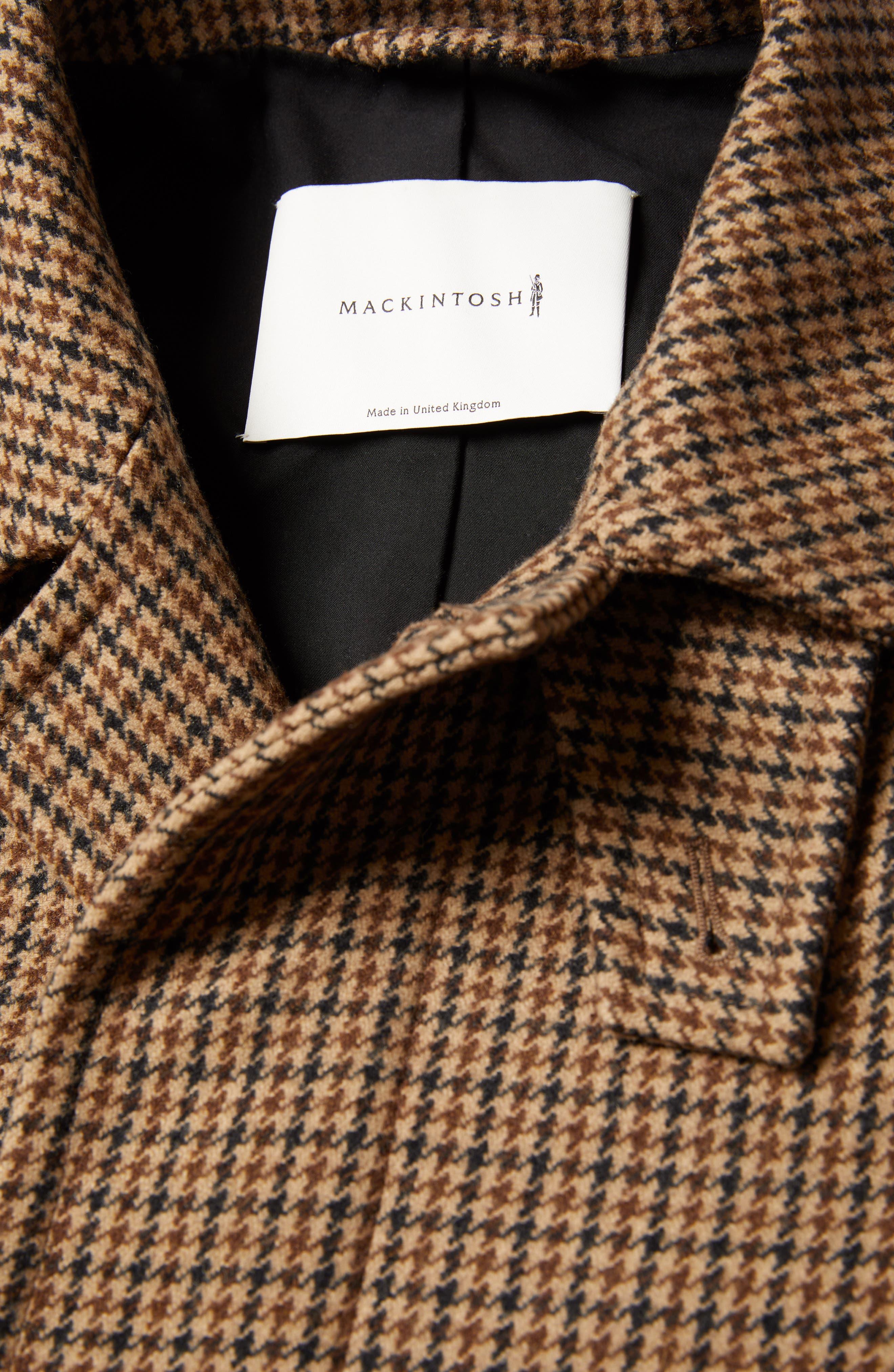 ,                             Gents Gun Club Check Virgin Wool Coat,                             Alternate thumbnail 5, color,                             GUNCLUB