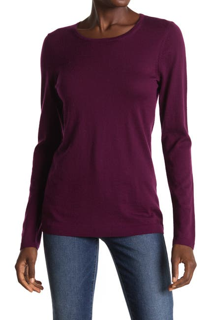 Image of Kinross Crew Neck Cashmere Sweater