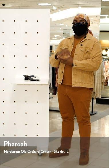 Le Carbon Leather Sandal, sales video thumbnail