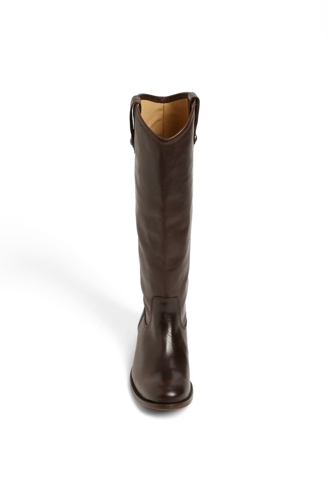,                             'Melissa Button' Leather Riding Boot,                             Alternate thumbnail 90, color,                             219