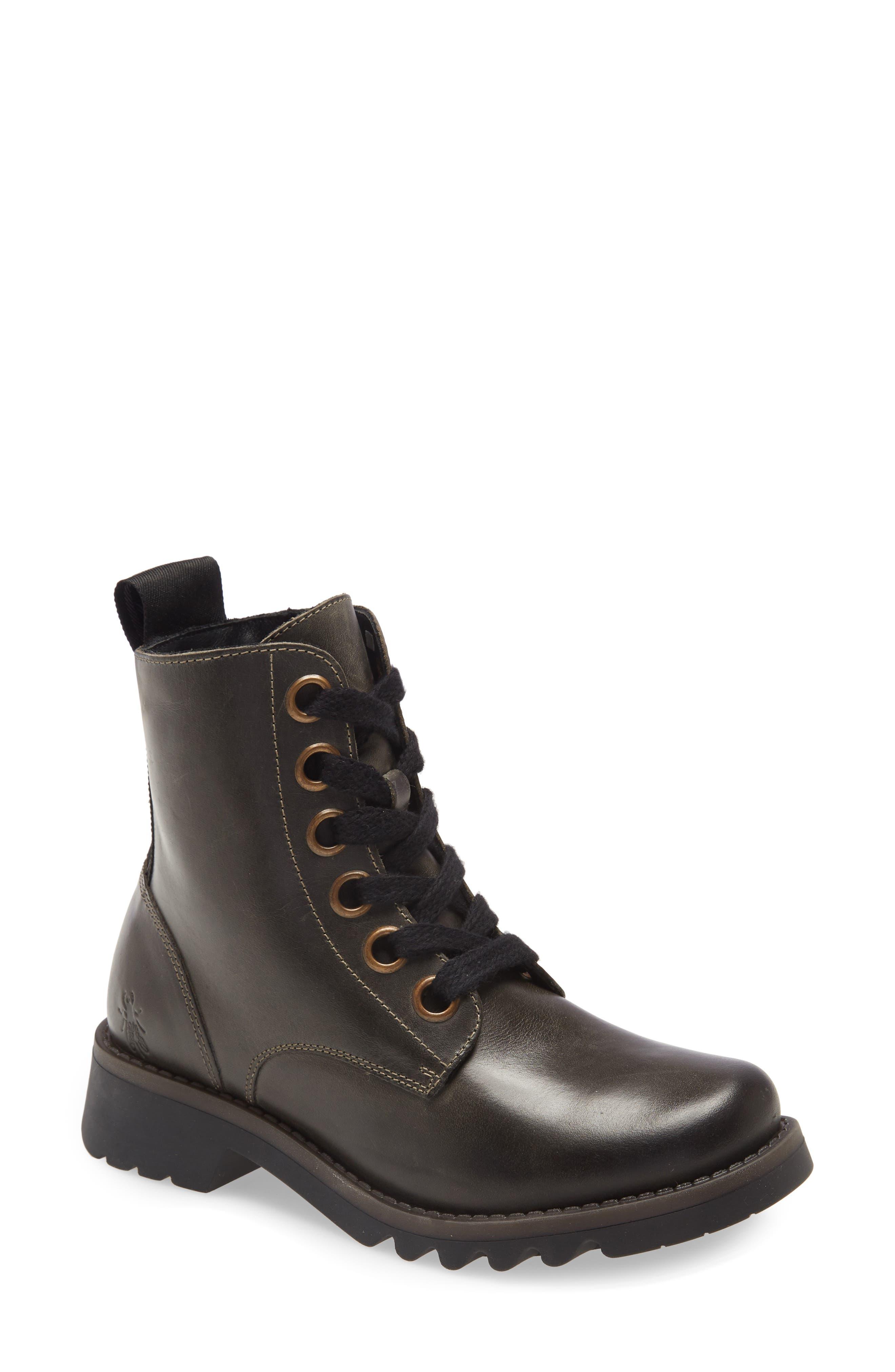 Ragi Combat Boot