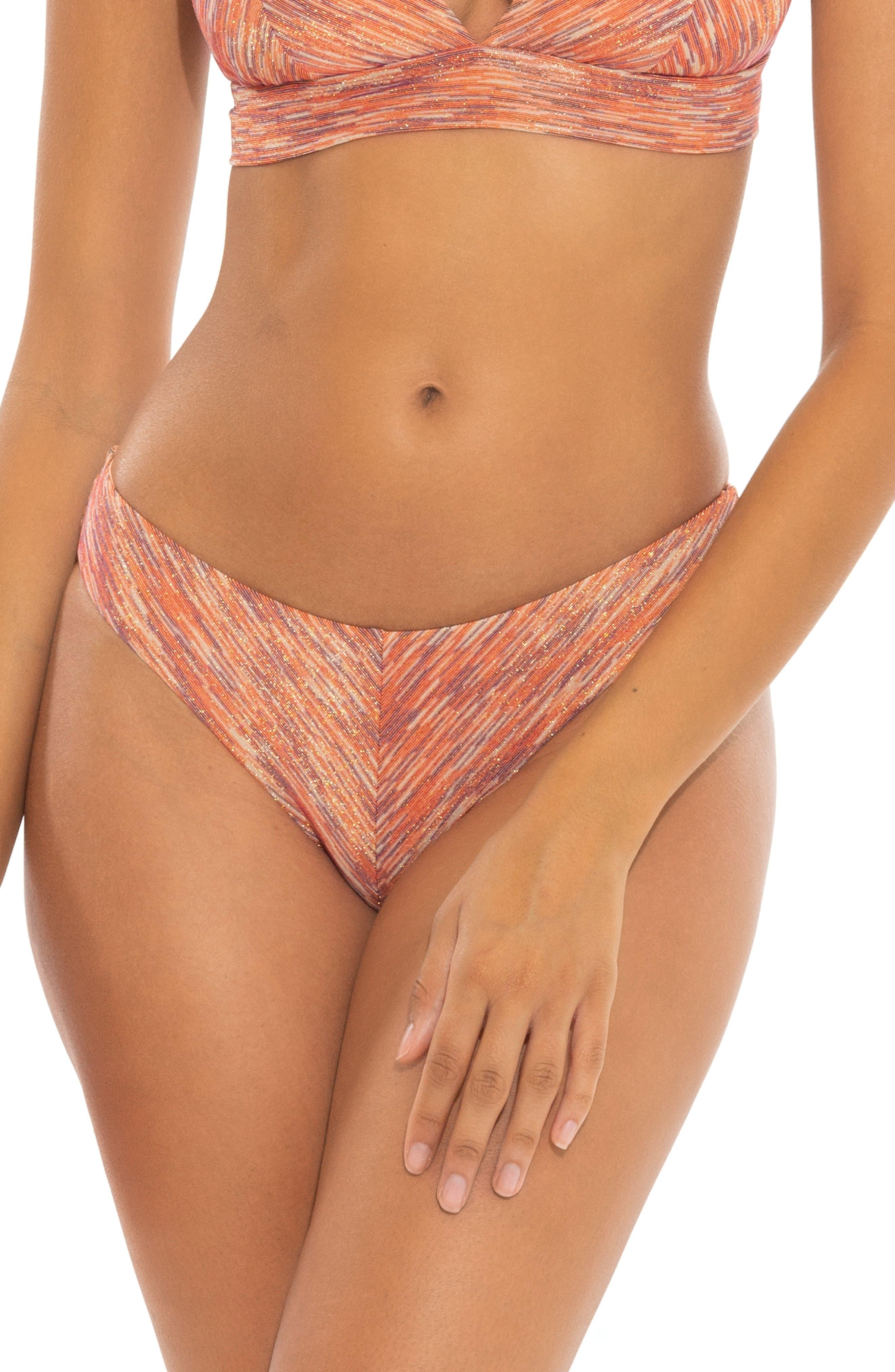 Sundance Adela Hipster Bikini Bottoms