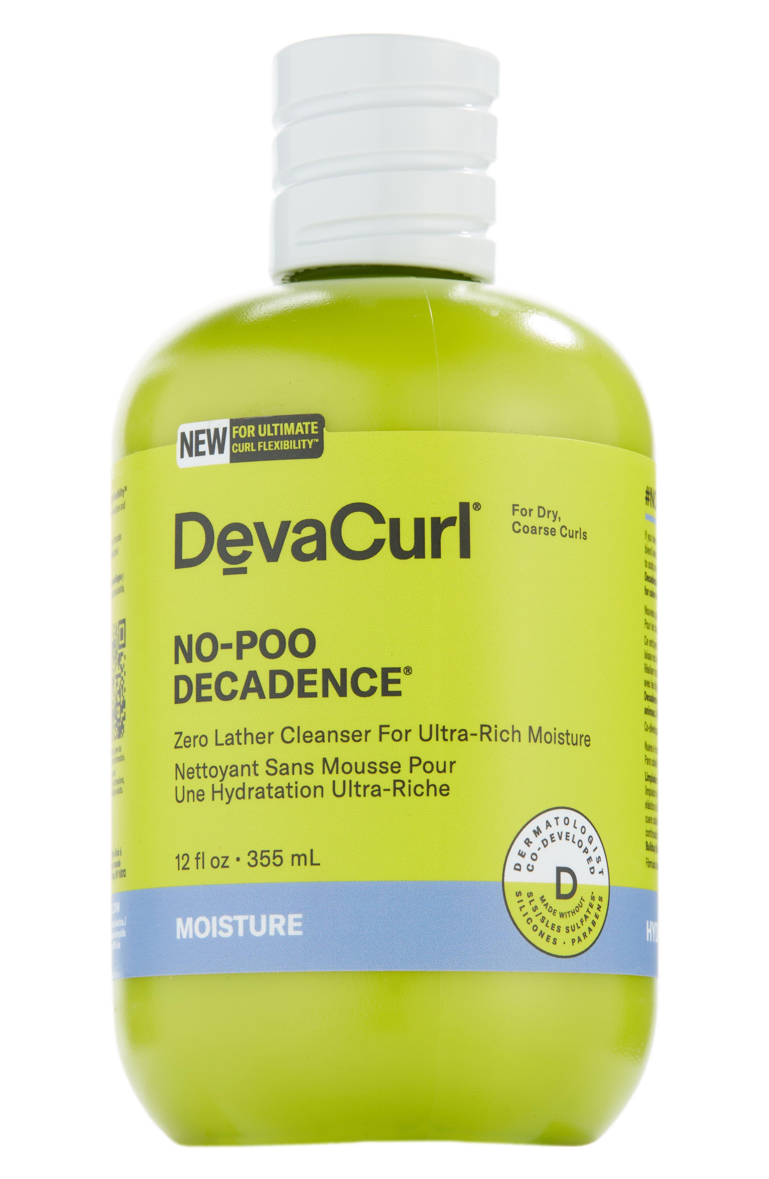 Devacurl No-Poo Decadence Zero-Lather Cleanser