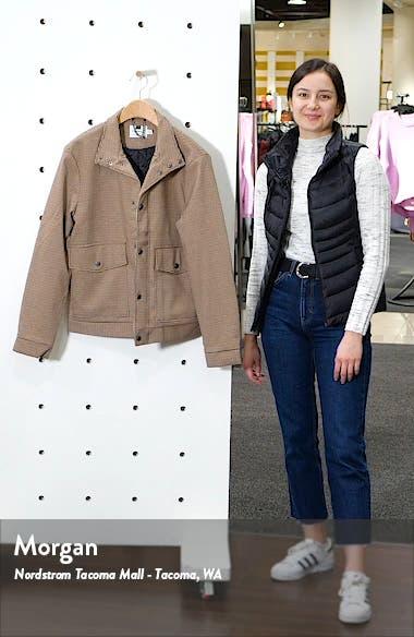 Stellar Harrington Classic Fit Check Jacket, sales video thumbnail