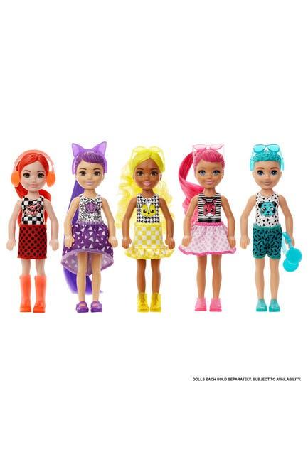 Image of Mattel Barbie® Color Reveal™ Doll Assortment