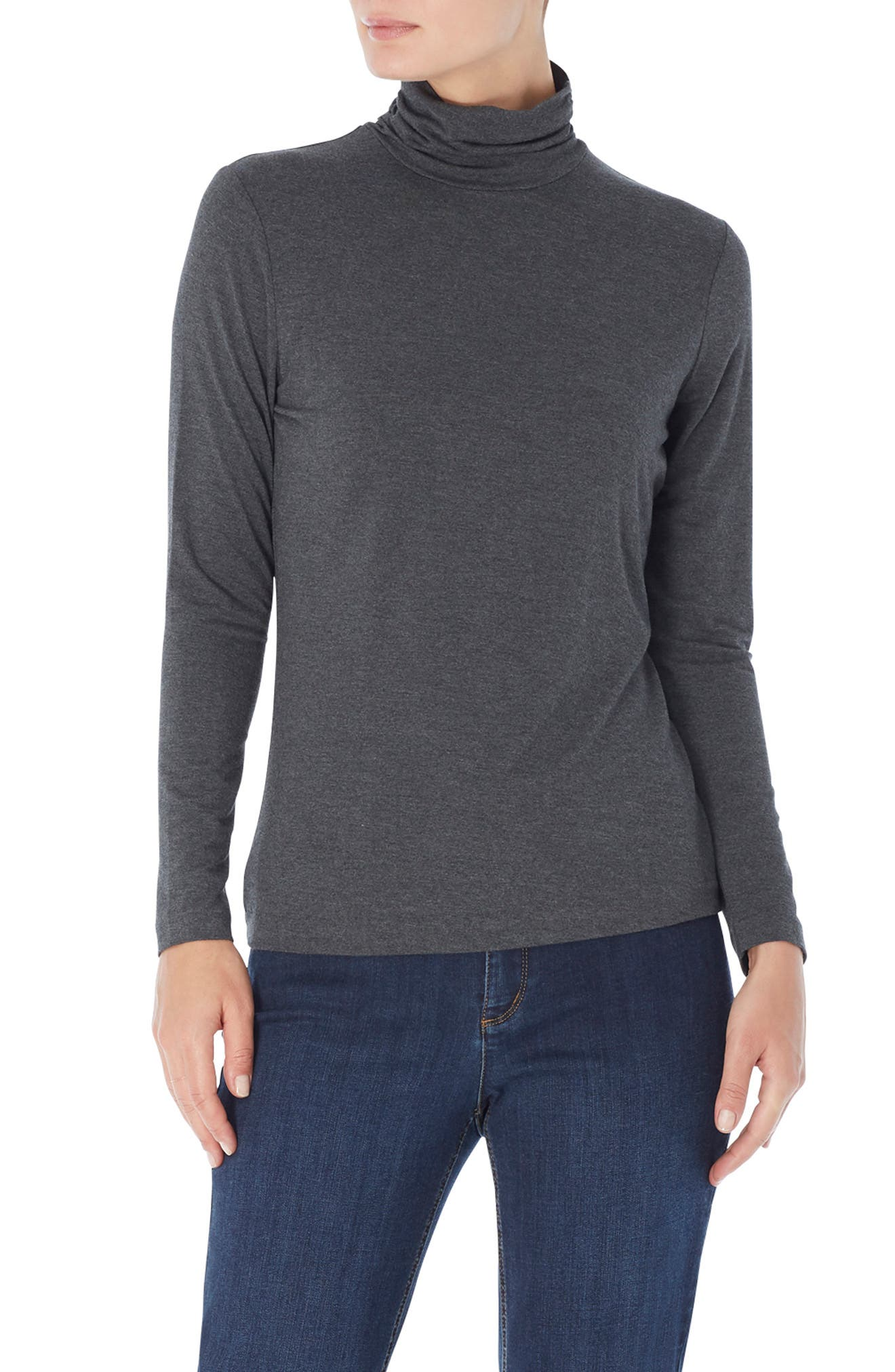 Shirred Neck Top