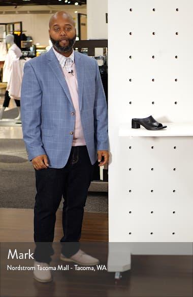 Shape 45 Block Heel Slide Sandal, sales video thumbnail