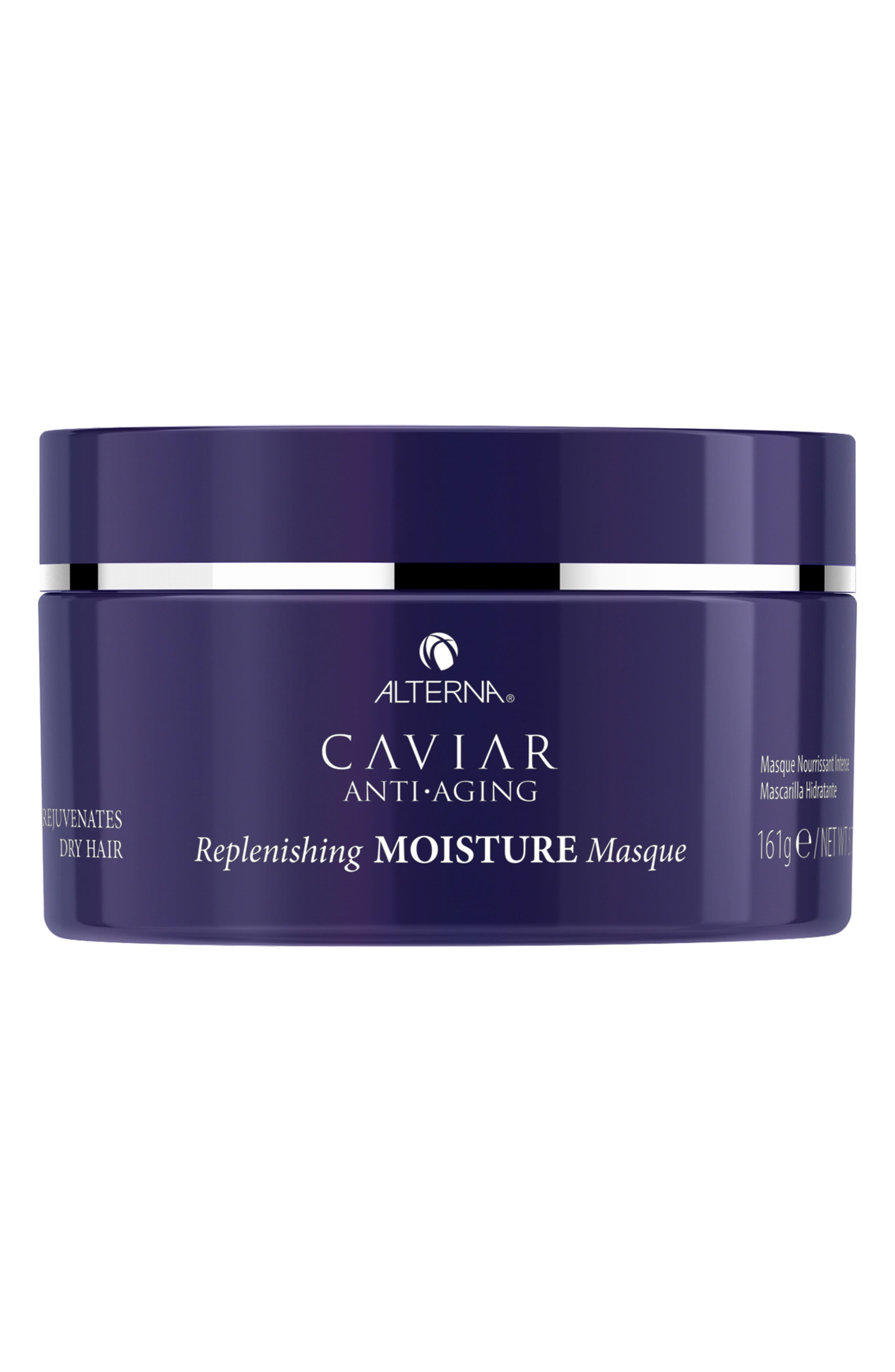 Alterna Caviar Anti-Aging Replenishing Moisture Masque