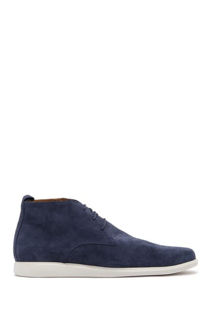 Image of Marc Joseph New York Norwalk Suede Sneaker