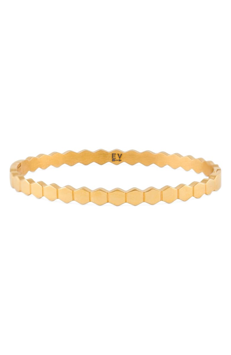 ELLIE VAIL Alexa Geometric Bracelet, Main, color, GOLD