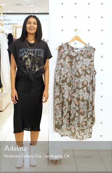 Split Neck Sleeveless Dress, sales video thumbnail