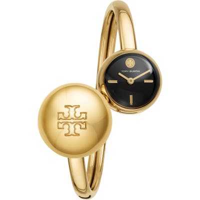 Tory Burch The Blaire Bangle Watch Set, 22Mm