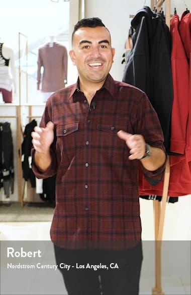 Curly Pile Fleece Bomber Jacket, sales video thumbnail