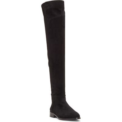 Vince Camuto Hailie Over The Knee Boot, Black