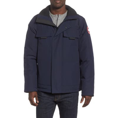 Canada Goose Forester Slim Fit Jacket, Blue