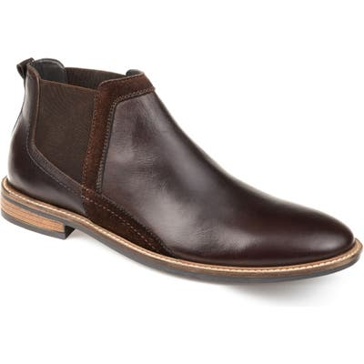 Thomas And Vine Beckham Chelsea Boot, Brown