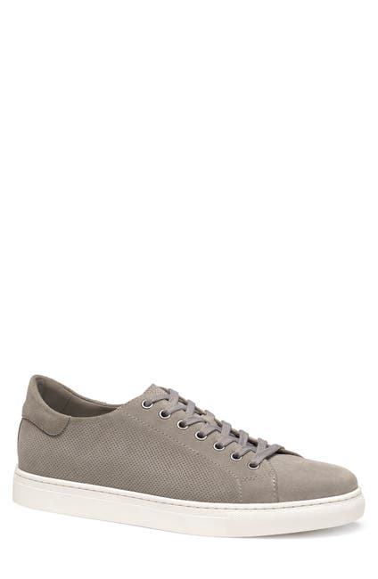 Image of Trask Alder Perforated Lace Up Sneaker