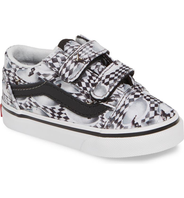 Vans x Molo Old Skool V Sneaker (Baby, Walker & Toddler