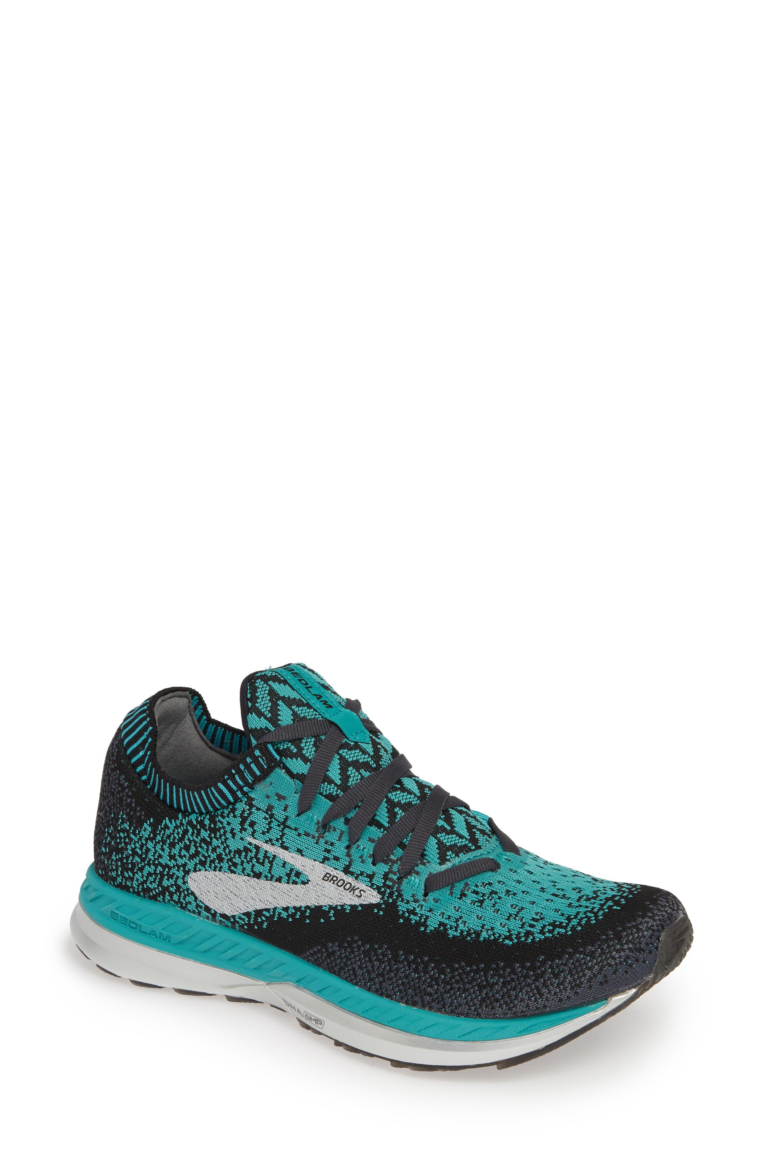 Brooks Bedlam Running Shoe B - Blue/green