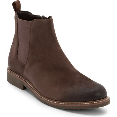 Blondo Grant Waterproof Chelsea Boot- Brown