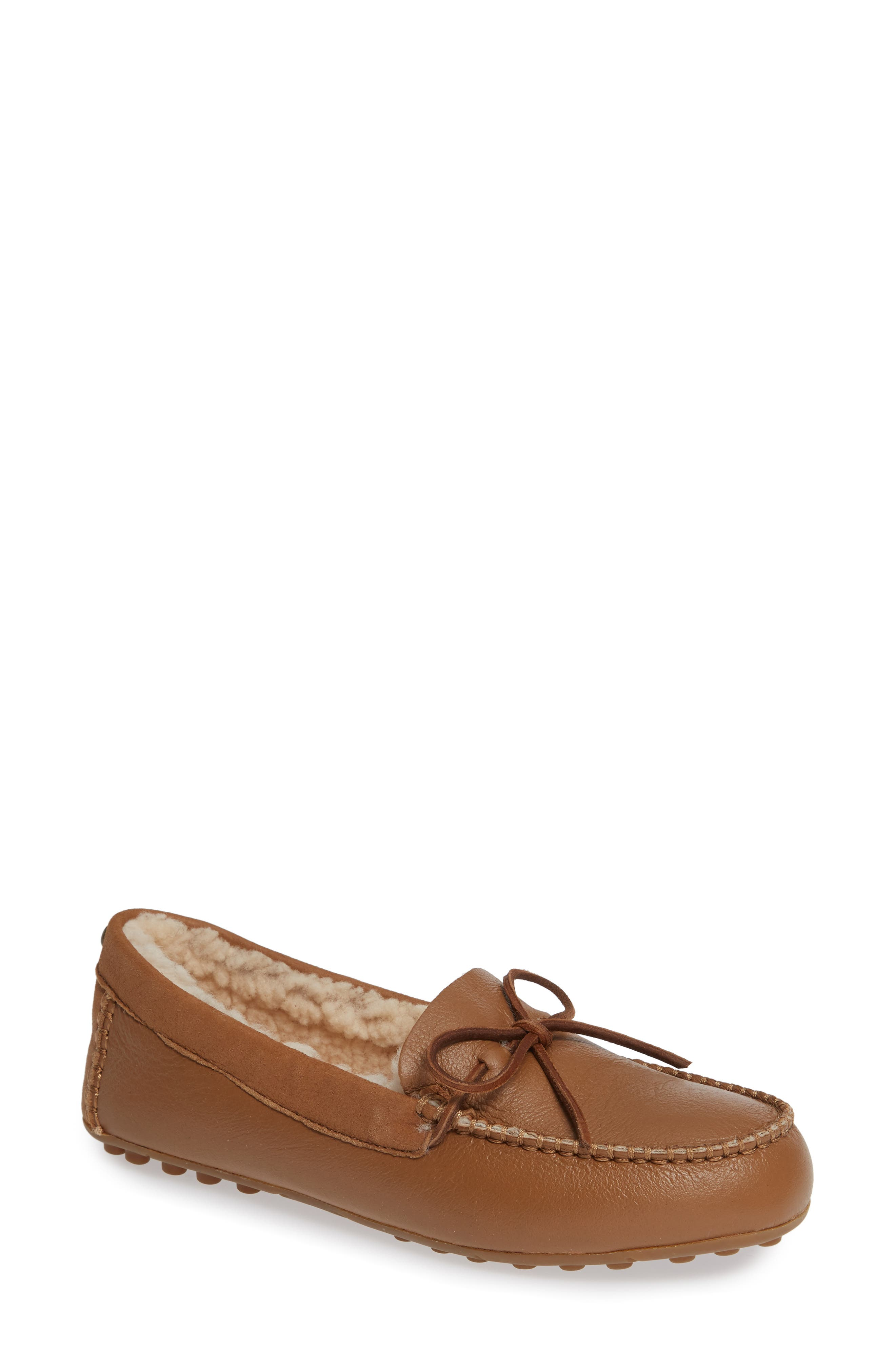 Ugg Deluxe Loafer, Brown
