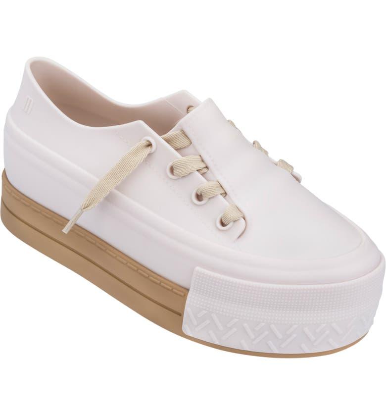 MELISSA Ulitsa Slip-On Sneaker, Main, color, WHITE/WHITE