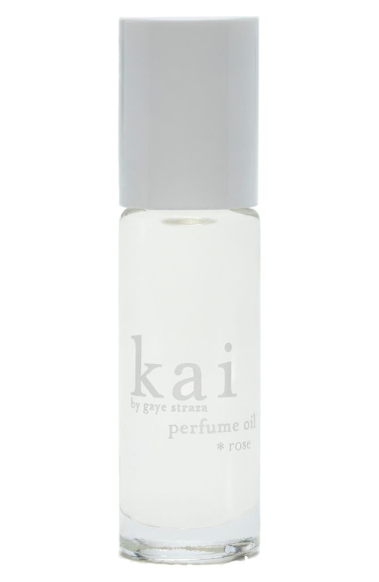 KAI Rose Perfume Oil Rollerball, Main, color, NO COLOR