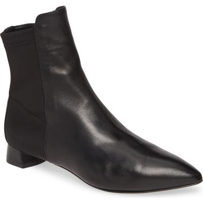 Agl Pointed Toe Bootie - Black