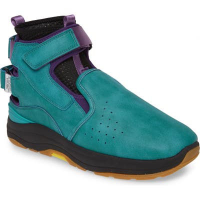 Suicoke Vic Sneaker, Blue/green