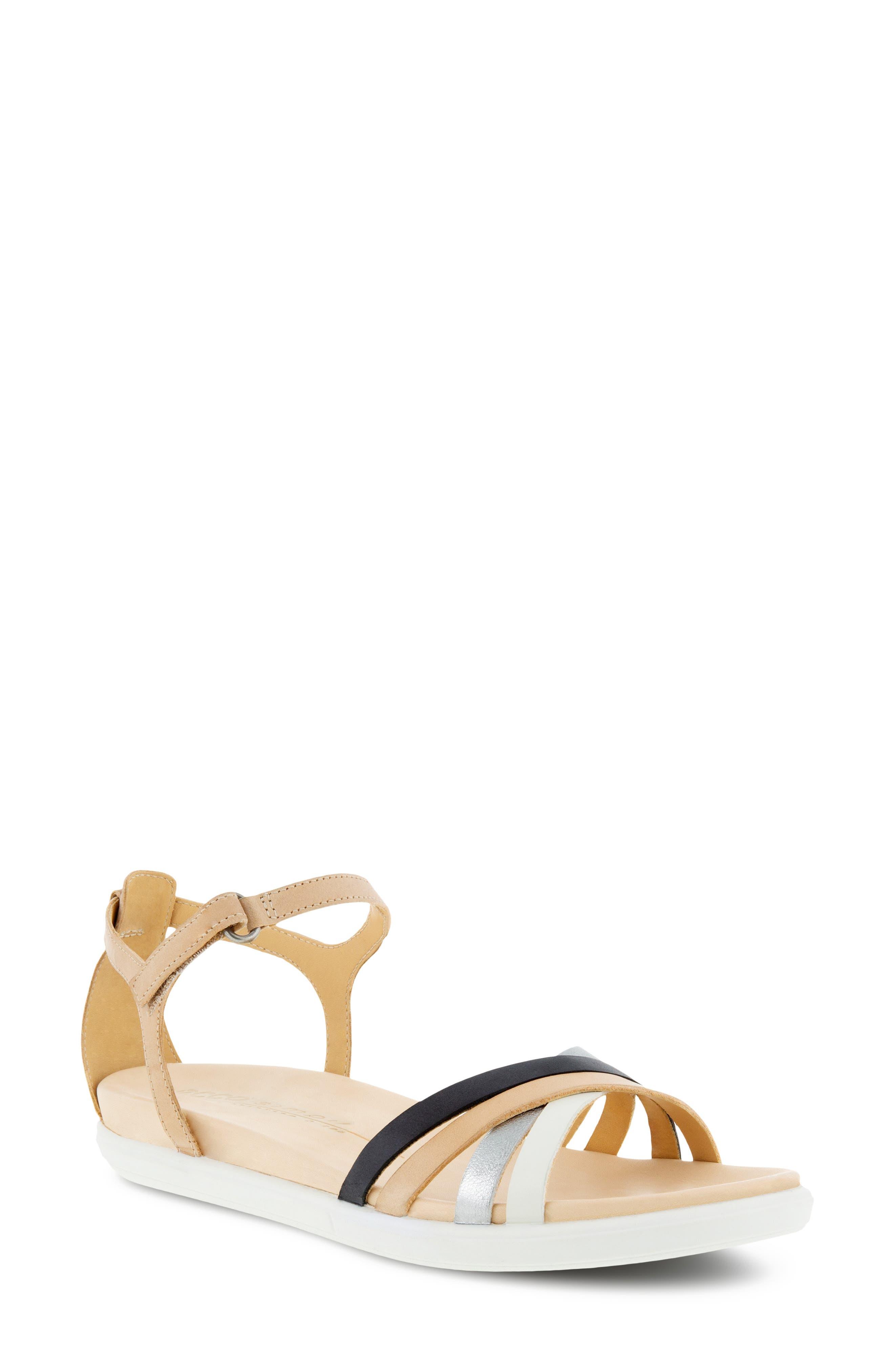 Women's Ecco Simpil Ankle Strap Sandal