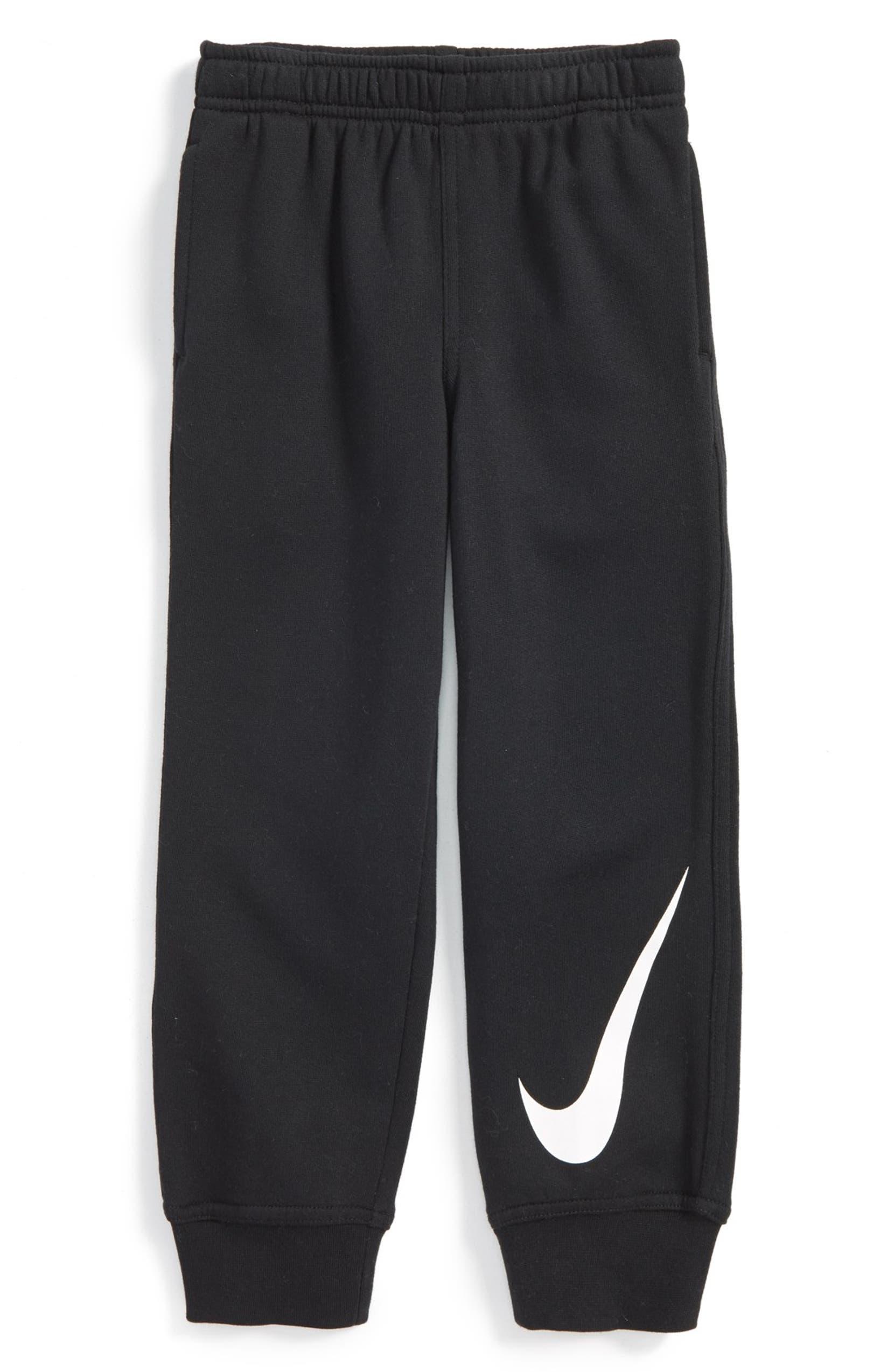26df210f7f Nike 'N45' Fleece Sweatpants (Toddler Boys & Little Boys) | Nordstrom