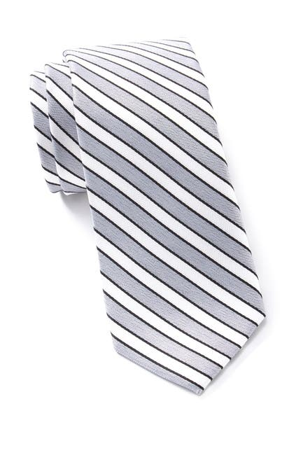 Image of Ben Sherman Silk Nicholas Stripe Tie