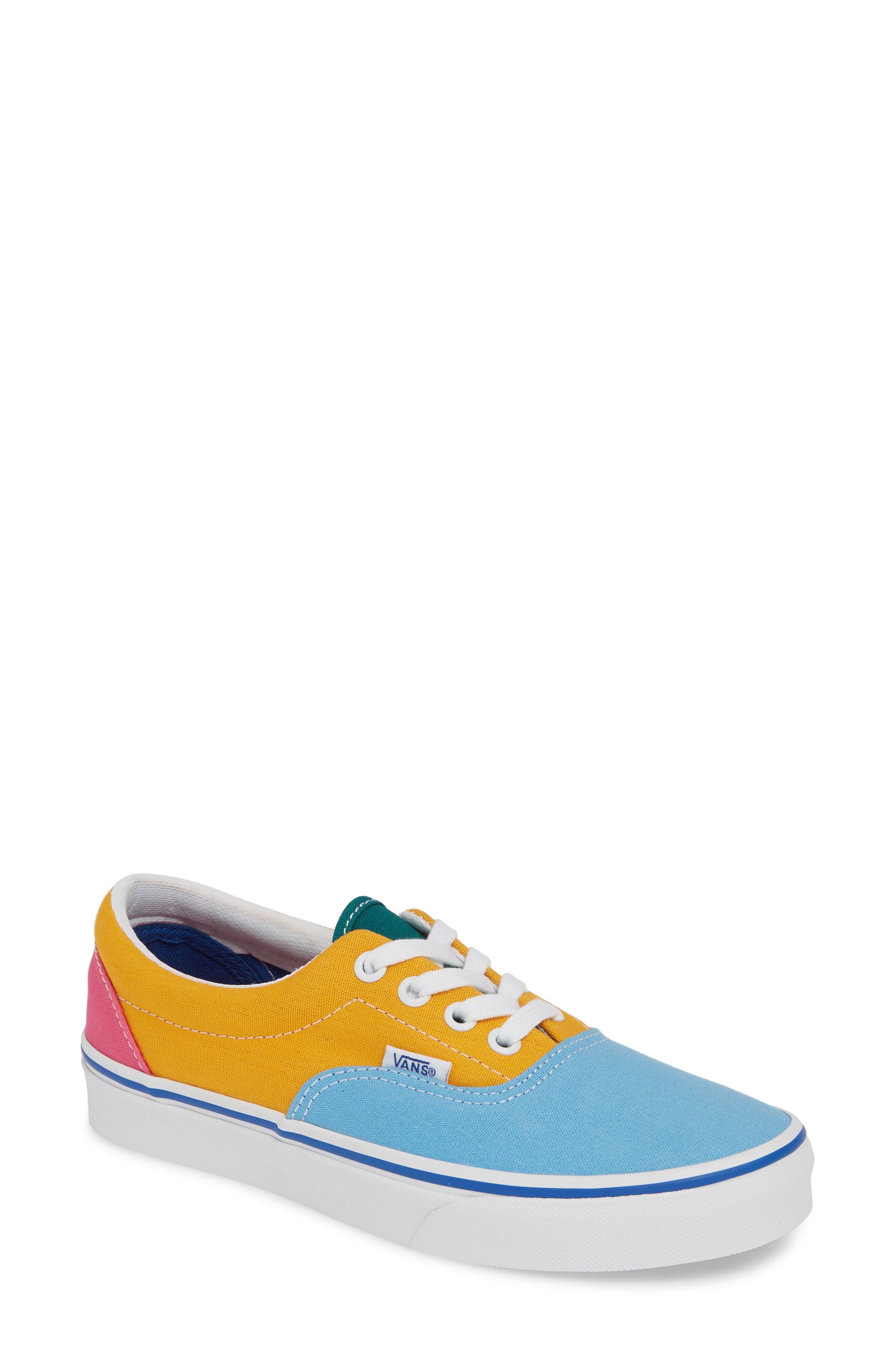 Vans Era Multi Sneaker- Orange