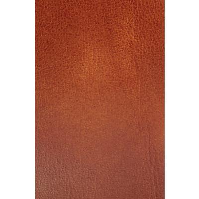 Bosca Heavyweight Leather Belt